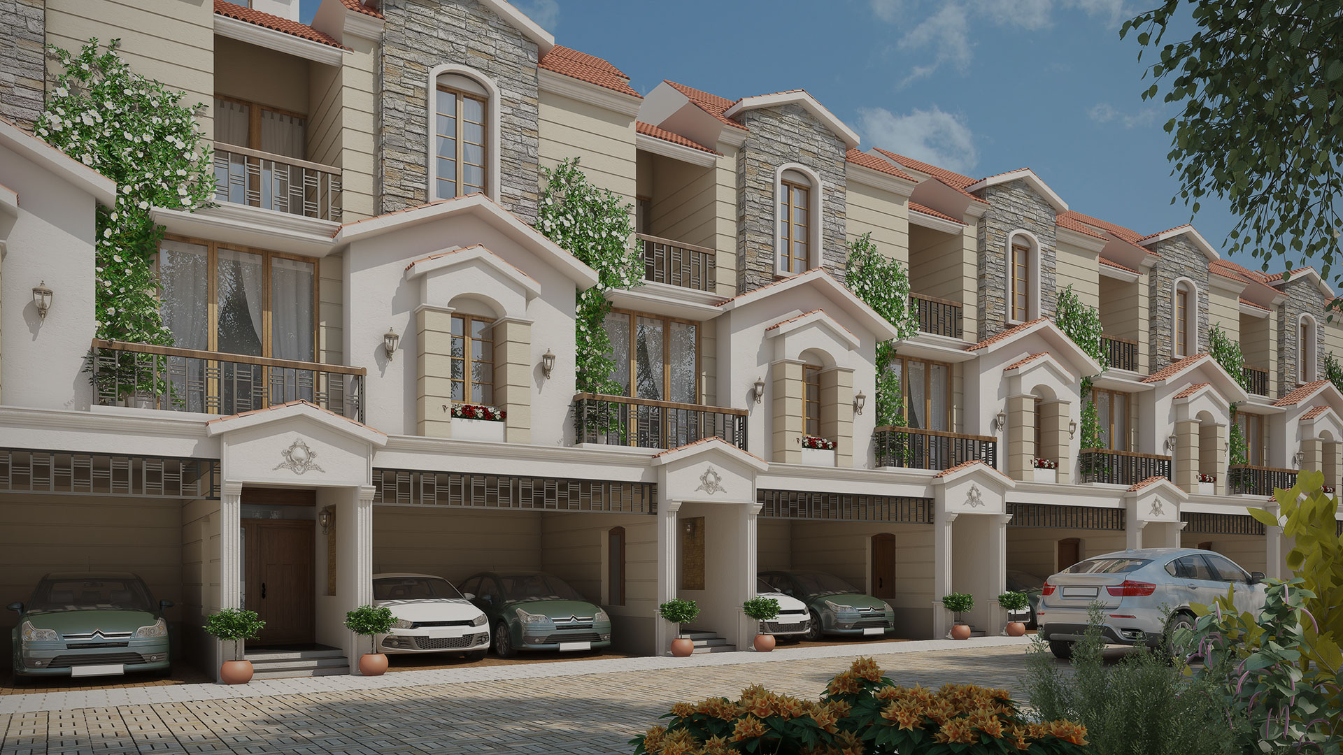 Daiwik Sparsh, villas in whitefield bangalore for sale